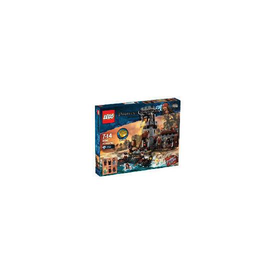 Lego Pirates Of The Caribbean Whitecap Bay