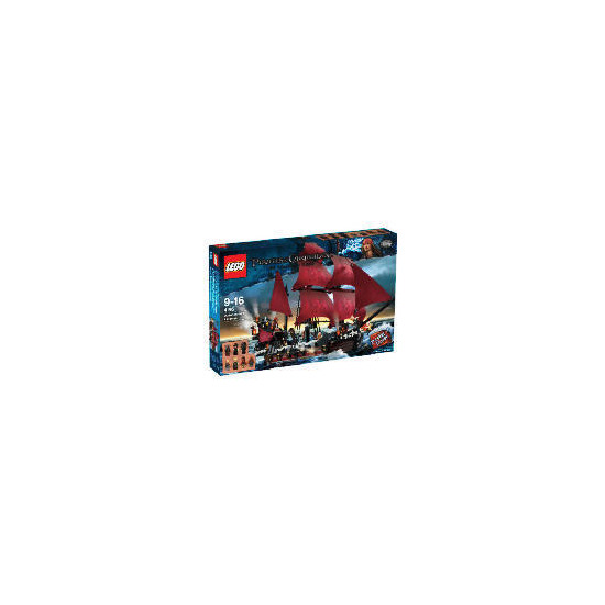 Lego Pirates Of The Caribbean Queen Annes Revenge 4195