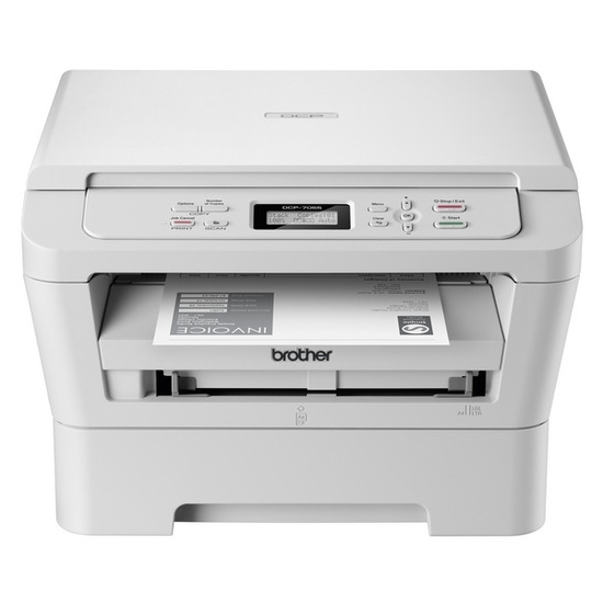 Brother DCP 7055 multifunction mono laser printer