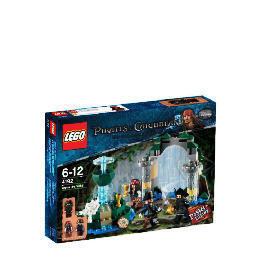 Lego Pirates Of The Caribbean Aqua De Vida (Fountain Of Youth) Reviews