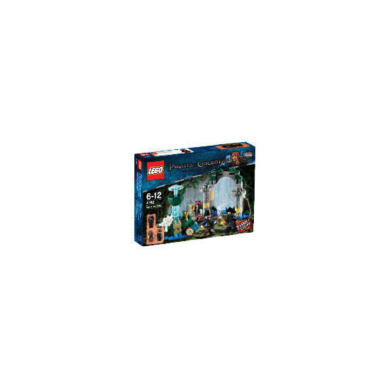 Lego Pirates Of The Caribbean Aqua De Vida (Fountain Of Youth)