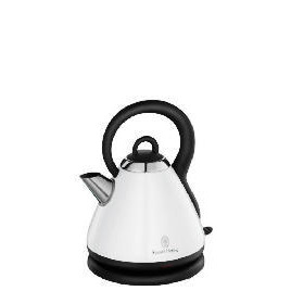Russell Hobbs White Heritage kettle Reviews