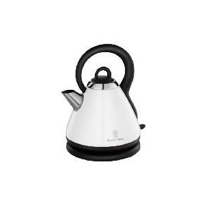 Photo of Russell Hobbs White Heritage Kettle Kettle
