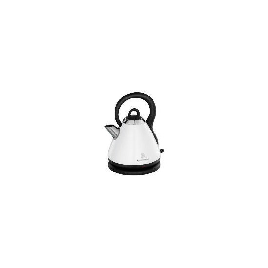 Russell Hobbs White Heritage kettle