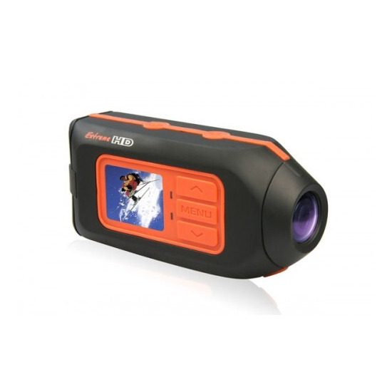 Sport-Cam Extreme HD 1080p Helmet Camera