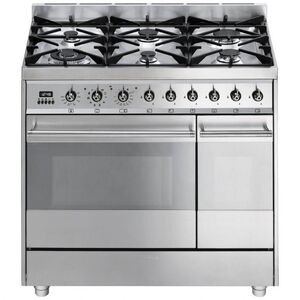 Photo of Smeg SY92PX8 Symphony Cooker