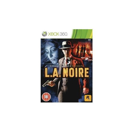 L.A. Noire (Xbox)