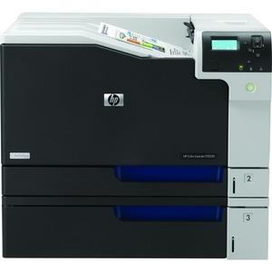 Photo of HP Color LaserJet Enterprise CP5525DN Printer