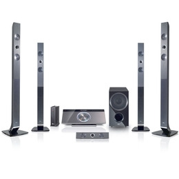 LG HX976TZW 5.1ch 3D Blu-ray home cinema Reviews