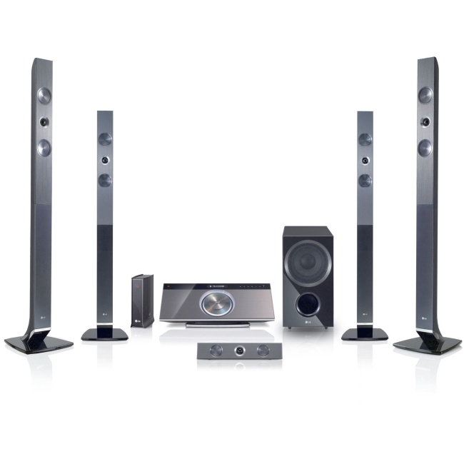 LG HX976TZW 5 1ch 3D Blu-ray home cinema reviews, prices and