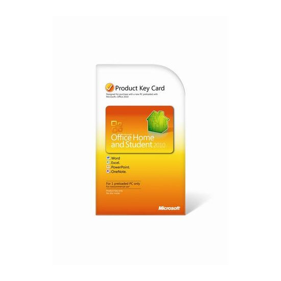 Microsoft Office Home and Student 2010 with Norton 360 Version 5.0 Gold Edition