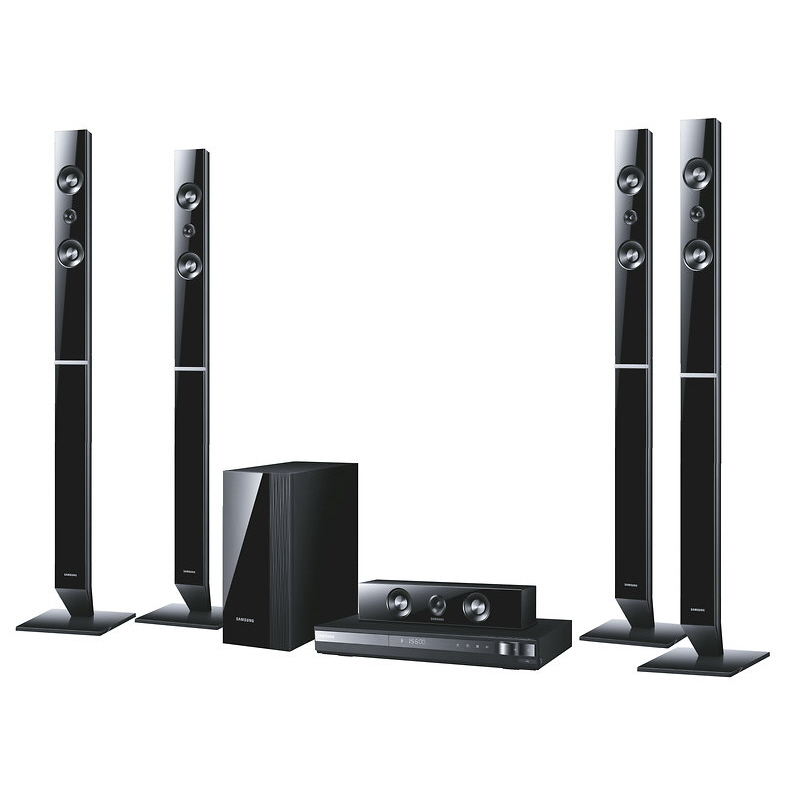 samsung ht d455 5 1 surround sound reviews prices and deals dvd home cinema system. Black Bedroom Furniture Sets. Home Design Ideas