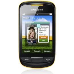 Samsung Genio II S3850