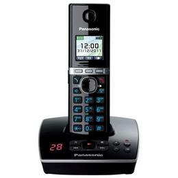 Panasonic KX-TG8061EB Digital Cordless Telephone with Answer Machine