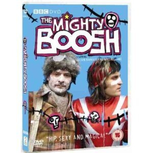 Photo of The Mighty Boosh - Series 2 DVD Video DVDs HD DVDs and Blu Ray Disc