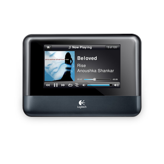 Logitech Squeezebox Touch Wireless Music Player