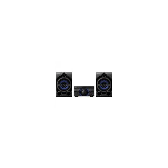 Sony MHC-M20D Bluetooth Traditional Hi-Fi System - Black