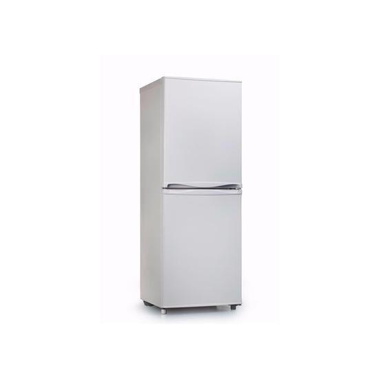 Amica FK1964 130x50cm 153L Freestanding Fridge Freezer - White