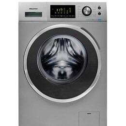 Hisense WFP8014VS Energy Efficient 8kg 1400rpm Freestanding Washing Machine Reviews