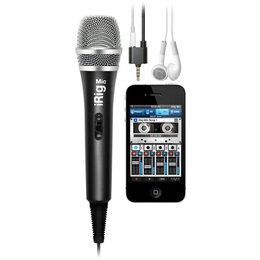 IK Multimedia iRig Mic Reviews
