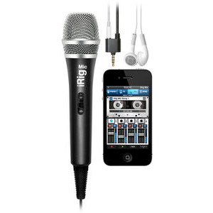 Photo of IK Multimedia IRig Mic Microphone