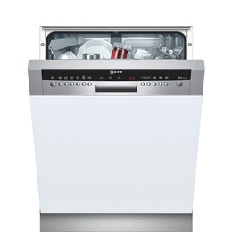 Neff Series 3 S51M53X1GB Fullsize Integrated Dishwasher Reviews