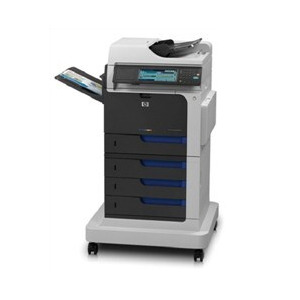 Photo of HP Color LaserJet Enterprise CM4540FSKM Printer