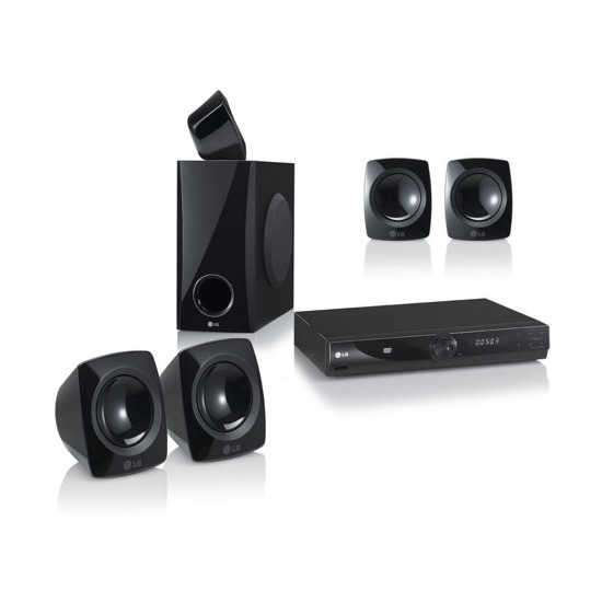 LG HT306SF 5.1Ch DVD Home Cinema System