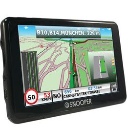Cobra Snooper Truckmate SC5900 5 DVR Sat Nav with Built in Dash Cam