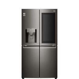 LG GMX936SBHV American-Style Smart Fridge Freezer - Black Reviews