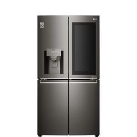 LG GMX936SBHV American-Style Smart Fridge Freezer - Black Reviews