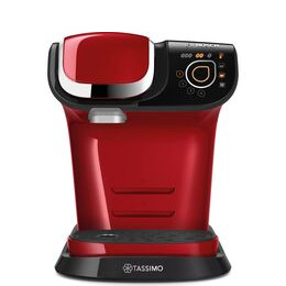 Bosch Tassimo My Way TAS6003GB Coffee Machine - Red Reviews