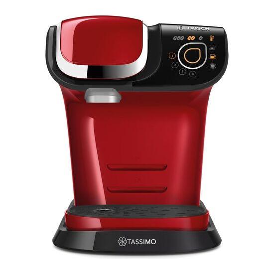 Bosch Tassimo My Way TAS6003GB Coffee Machine - Red