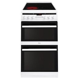 AMICA AFC5550WH 50 cm Electric Ceramic Cooker - White Reviews