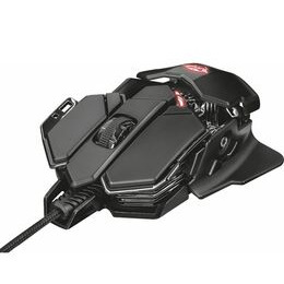 TRUST GXT 138 X-RAY Optical Gaming Mouse Reviews