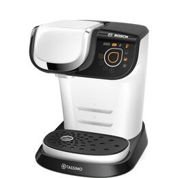 Bosch Tassimo My Way TAS6004GB Coffee Machine - White Reviews