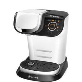 Bosch Tassimo My Way TAS6004GB Coffee Machine - White Reviews