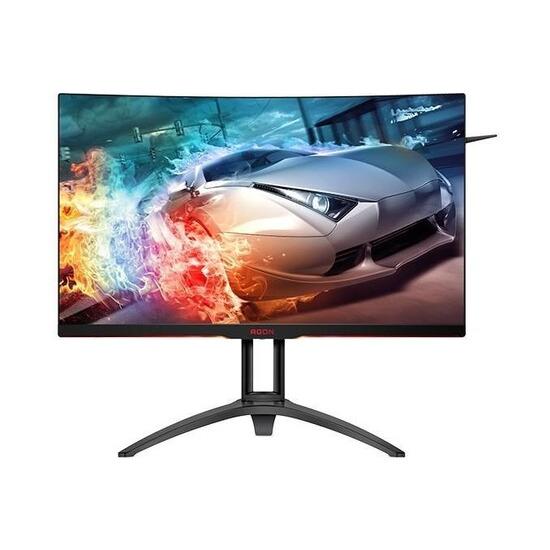 AOC AGON AG322QC4 31.5 QHD FreeSync 144Hz Curved Gaming Monitor