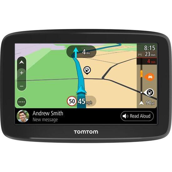 TomTom GO Basic 5 Sat Nav - Full Europe Maps