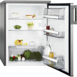 AEG RTB8152VAX Fridge - Stainless Steel - A++ Rated Reviews