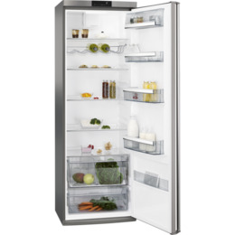 AEG RKE64021DX Fridge Stainless Steel A++ Rated Reviews