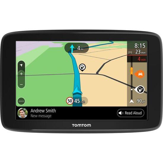 TomTom GO Basic 6 Sat Nav - Full Europe