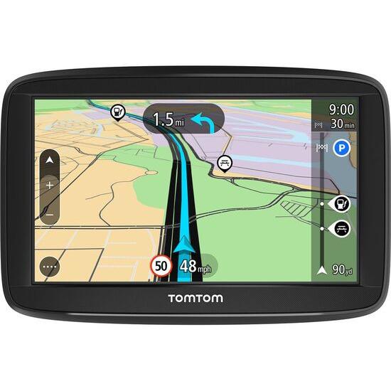 TomTom START 52 5 Sat Nav - Full Europe Maps