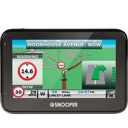 SNOOPER Truckmate S2700 4.3 HGV Sat Nav - Full Europe Maps Reviews