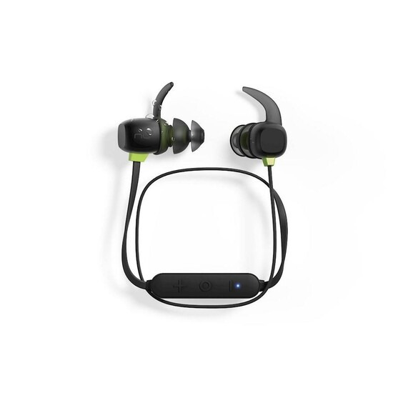 Optoma BE Sport4 Black Wireless Bluetooth in-ear headphones for sports