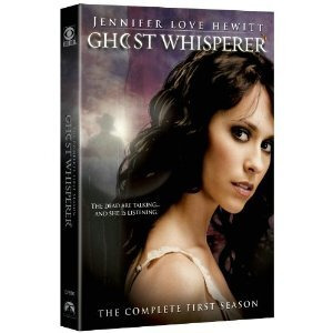 Photo of Ghost Whisperer - Complete First Series DVD Video DVDs HD DVDs and Blu Ray Disc