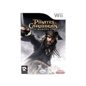 Photo of Pirates Of The Caribbean: At World's End Nintendo Wii Video Game