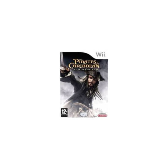 Pirates Of The Caribbean: At World's End Nintendo Wii