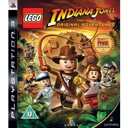 Lego Indiana Jones: The Original Adventures (PS3) Reviews