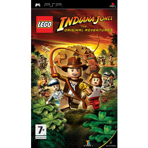 Photo of Lego Indiana Jones: The Original Adventures (PSP) Video Game